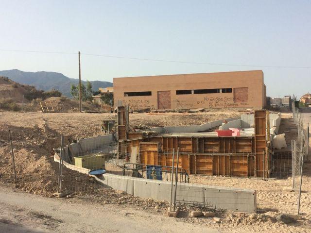 Las obras del nuevo parque del barrio de San José finalizarán en las próximas semanas, Foto 2