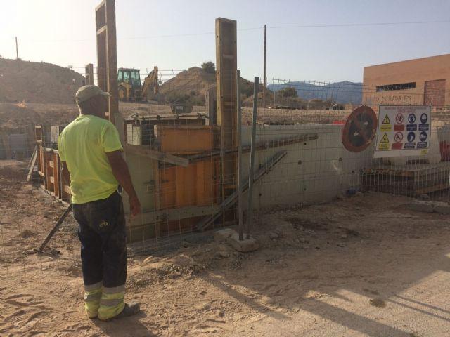 Las obras del nuevo parque del barrio de San José finalizarán en las próximas semanas, Foto 3