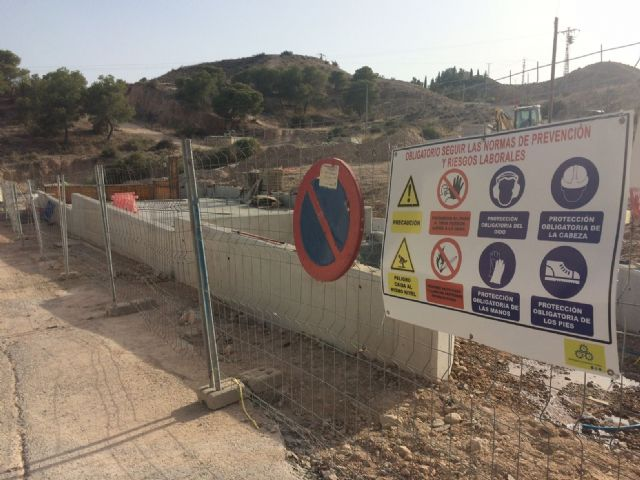 Las obras del nuevo parque del barrio de San José finalizarán en las próximas semanas, Foto 4