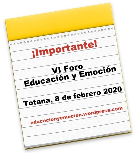 There is already a date for the VI Education and Emotion Forum