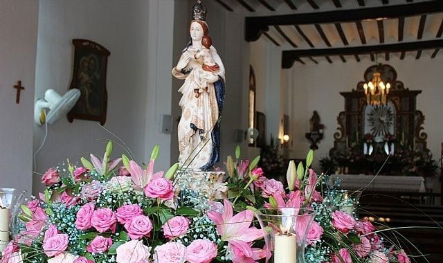 The Festival of the Virgin of La Huerta de Totana. Sept-2020