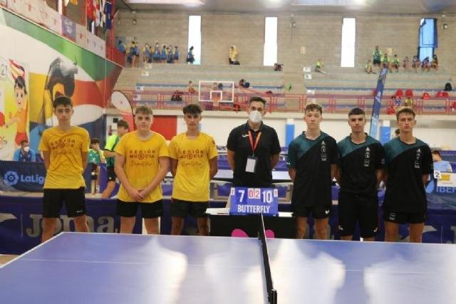 [Campeonatos de España de Tenis de Mesa en edad escolar