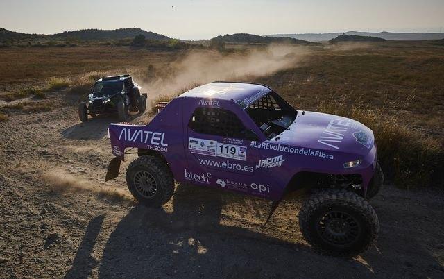 Avatel conquista el podio en el Rally TT Villa de Zuera con el primer y segundo puesto en T1N y el tercero en T2 - 2, Foto 2