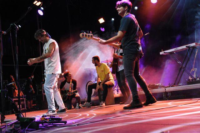 MARLON y ATIENTAS animan la noche Calasparreña con el mejor pop del momento - 2, Foto 2
