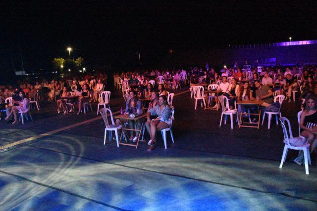 MARLON y ATIENTAS animan la noche Calasparreña con el mejor pop del momento - 5, Foto 5