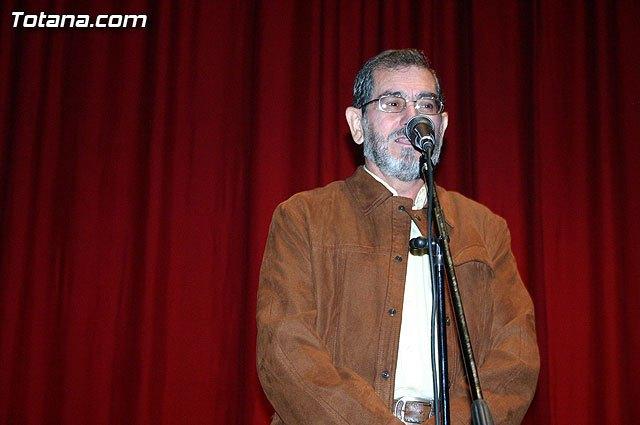 Paco Barceló, domador de palabras, Foto 2
