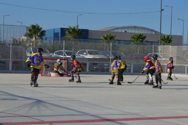 El mejor deporte reinaugura el polideportivo municipal, donde el Ayuntamiento torreño ha invertido cerca del millón de euros - 3, Foto 3
