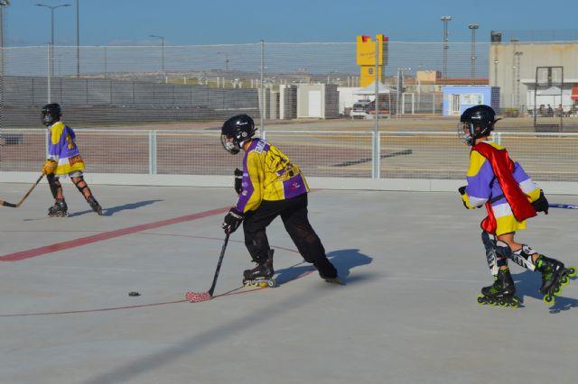 El mejor deporte reinaugura el polideportivo municipal, donde el Ayuntamiento torreño ha invertido cerca del millón de euros - 5, Foto 5