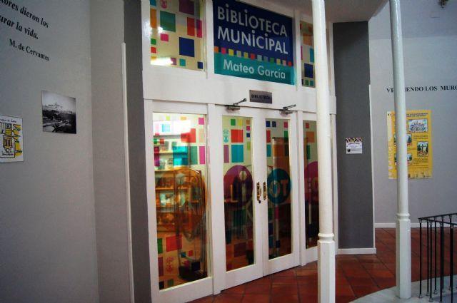 Preparan un programa de actividades para conmemorar este año el 50 aniversario de la Biblioteca Municipal Mateo García, Foto 1