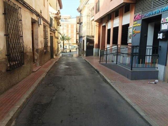 Procederán a la pavimentación de varias calles del casco urbano que se encuentran muy deterioradas, Foto 1