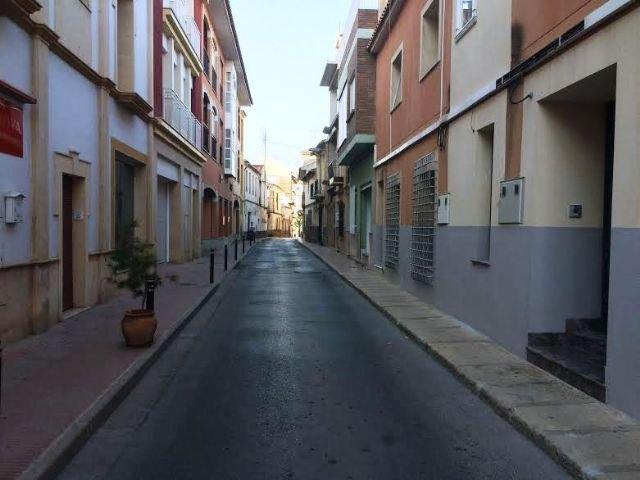Procederán a la pavimentación de varias calles del casco urbano que se encuentran muy deterioradas, Foto 2
