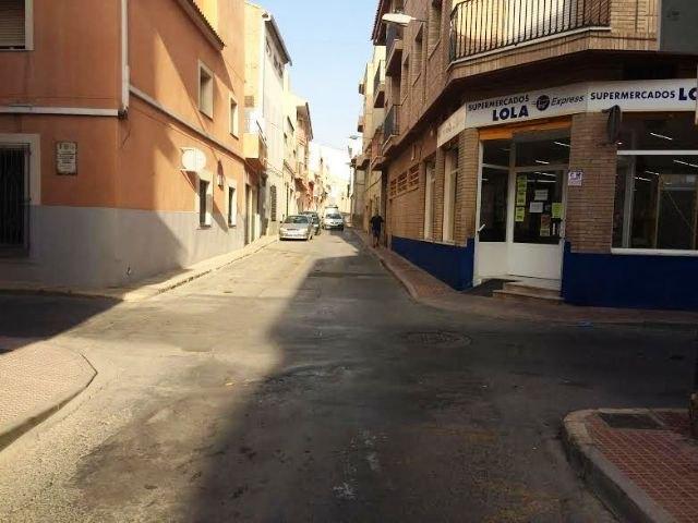 Procederán a la pavimentación de varias calles del casco urbano que se encuentran muy deterioradas, Foto 4