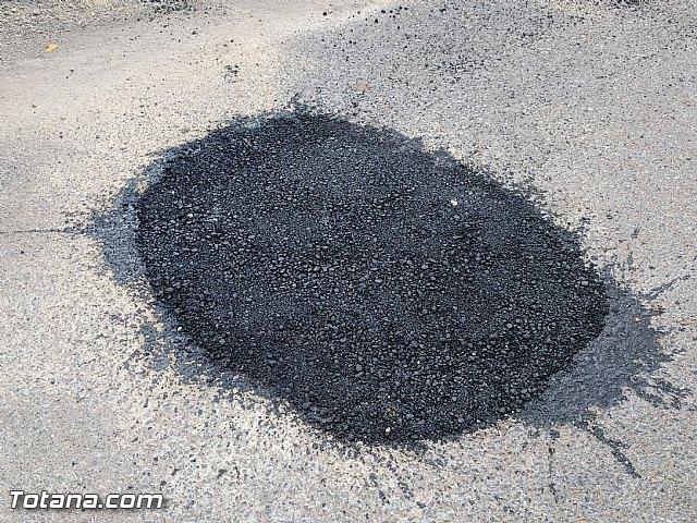 Comienza el plan de choque para parchear los caminos rurales con más necesidades del municipio, Foto 5