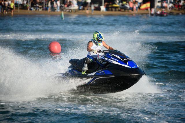 Los mejores pilotos de motos de agua estarán en Puerto de Mazarrón este fin de semana, Foto 1