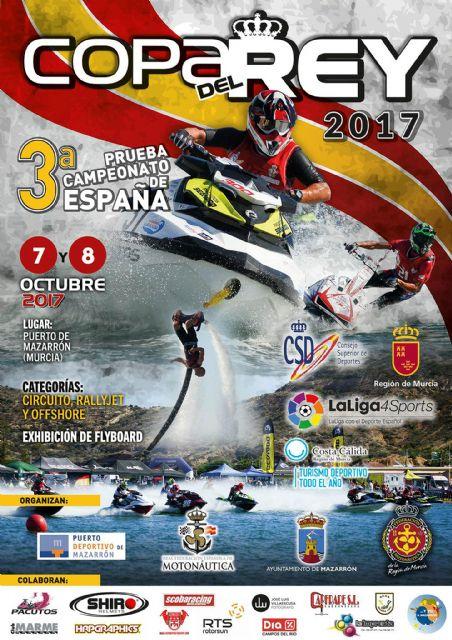 Los mejores pilotos de motos de agua estarán en Puerto de Mazarrón este fin de semana, Foto 2