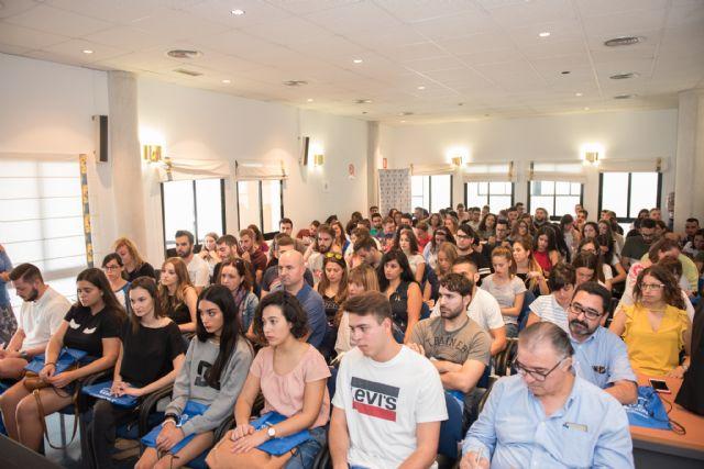 Más de 100 alumnos de la UMU analizan en Mazarrón las economías locales, Foto 2