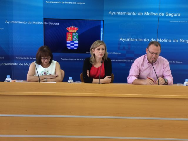 El Ayuntamiento de Molina de Segura firma un convenio de colaboración con la Plataforma de la Inmigración de la localidad - 2, Foto 2