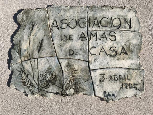 Placa conmemorativa Plantar un árbol en la plaza Ntra. Sra. de los Dolores, en Torre-Pacheco - 3, Foto 3
