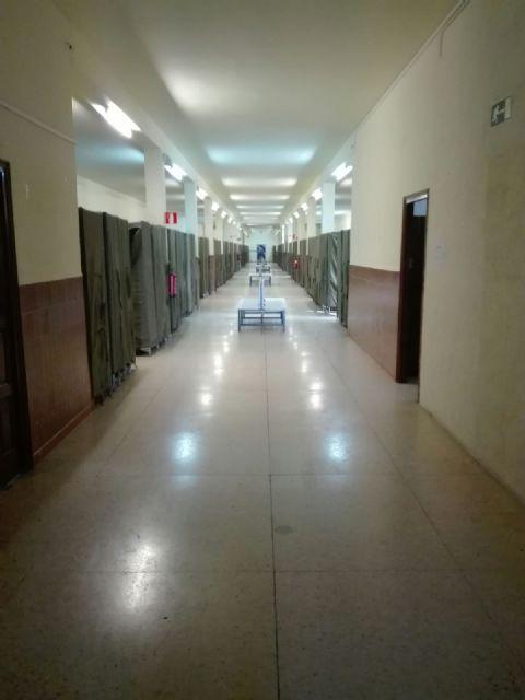 Denuncian el desamparo en que se encuentran los guardias civiles murcianos desplegados en Cataluña, Foto 2