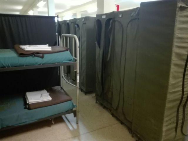 Denuncian el desamparo en que se encuentran los guardias civiles murcianos desplegados en Cataluña, Foto 6