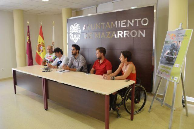 Mazarrón acoge la Copa de España de Ciclismo Adaptado, Foto 2