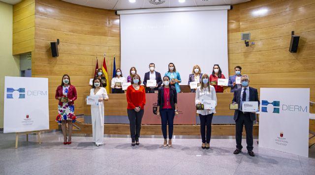 Nueve empresas reciben el primer 'Distintivo de Igualdad de la Región de Murcia' - 1, Foto 1
