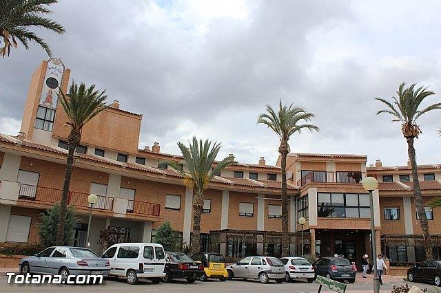 El brote de coronavirus en la residencia La Pur�sima suma 40 positivos entre los residentes, Foto 1