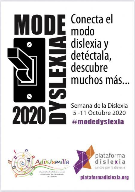Jumilla volverá a hacer visible la dislexia iluminando de rojo el Ayuntamiento y la Plaza del Camionero - 3, Foto 3
