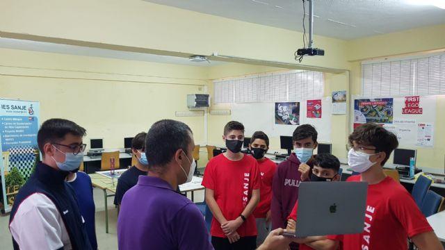 El IES Sanje recibe tres premios en Ciencia en Acción - 1, Foto 1