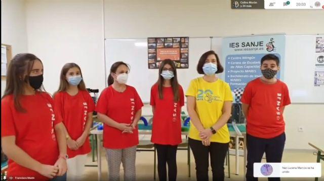 El IES Sanje recibe tres premios en Ciencia en Acción - 2, Foto 2