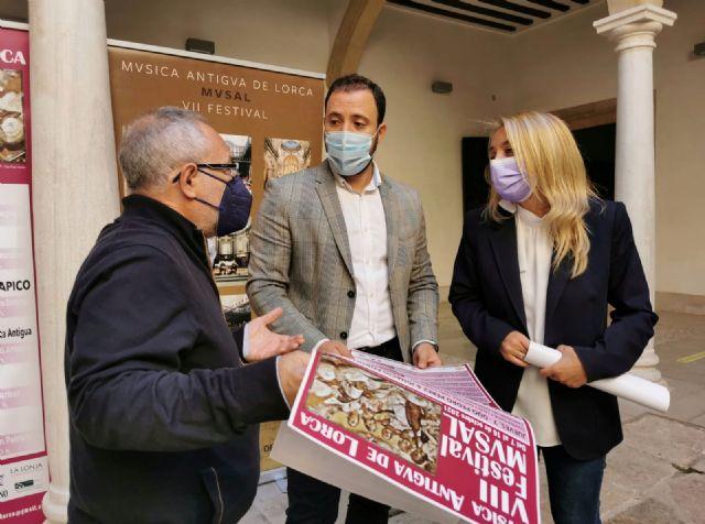 La VIII edición del Festival de Música Antigua de Lorca tendrá como escenario seis monumentos del centro histórico - 2, Foto 2
