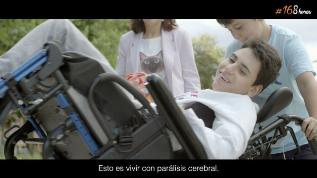 6 de octubre. Día Mundial de la Parálisis Cerebral - 1, Foto 1
