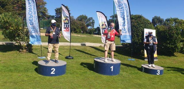 Jose Antonio Samper, subcampeón en el Campeonato de España de Golf Adaptado Feddi 2021 - 1, Foto 1