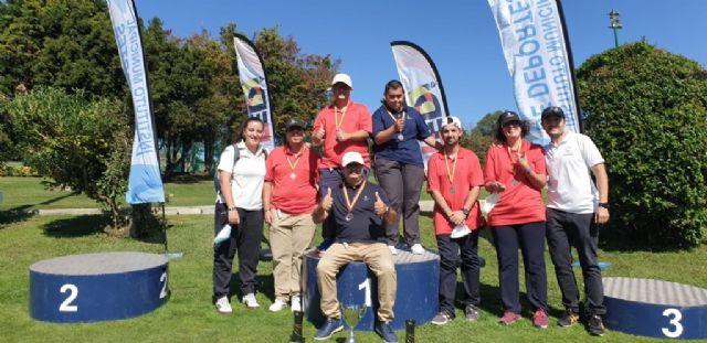 Jose Antonio Samper, subcampeón en el Campeonato de España de Golf Adaptado Feddi 2021 - 2, Foto 2