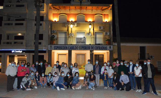 Las Torres de Cotillas se ilumina de naranja para conmemorar el día de la salud mental - 2, Foto 2