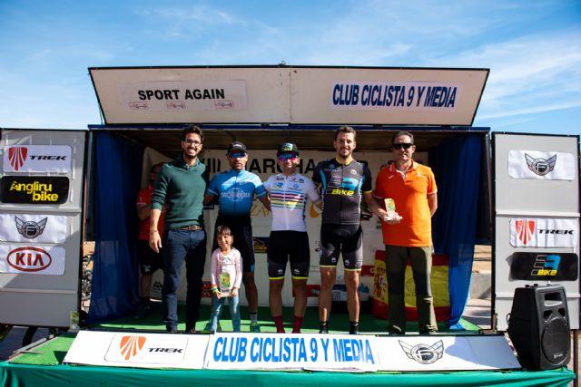 Más de 250 ciclistas completan la XXIII Marcha MTB Bahía de Mazarrón, Foto 1