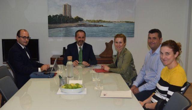 La alcaldesa valora positivamente la próxima puesta en marcha del Plan de Dinamización Industrial en la comarca del Río Mula - 1, Foto 1