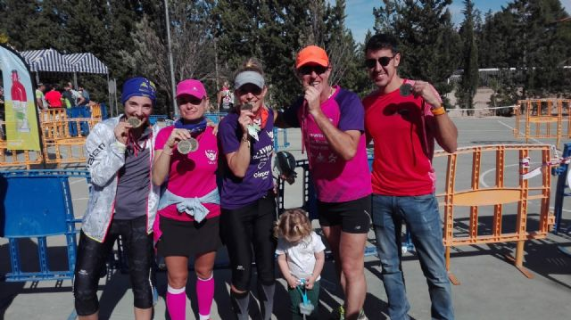 The CAT girls get three podiums on the Yeti Cool Trail - 1
