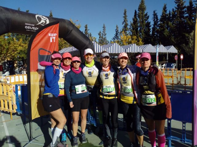 The CAT girls get three podiums on the Yeti Cool Trail - 3