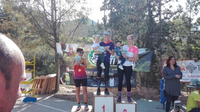 The CAT girls get three podiums on the Yeti Cool Trail - 4