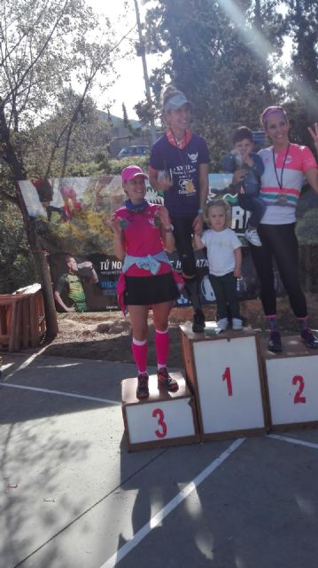 The CAT girls get three podiums on the Yeti Cool Trail - 7