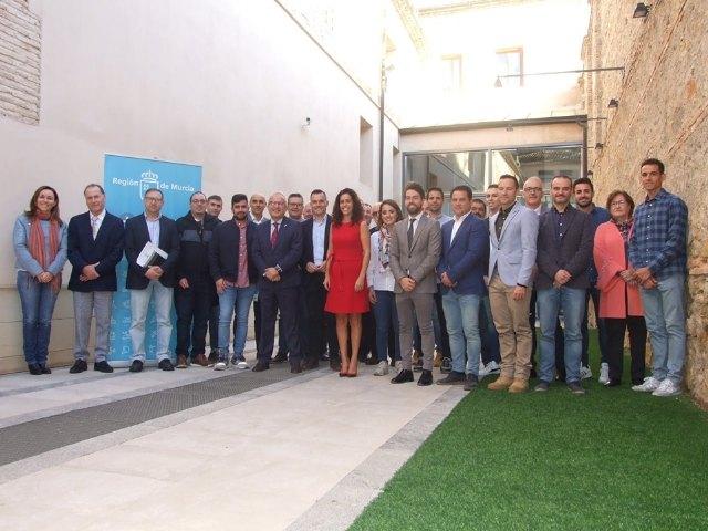 Ceutí estuvo presente en las Jornadas de Deporte Local - 1, Foto 1