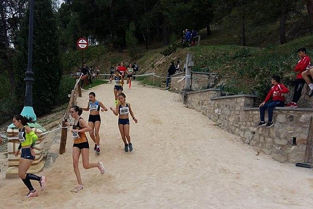 El Club Atletismo Mazarrón participa en el XXXV Cross del Aceite en Torredonjimeno, Foto 2