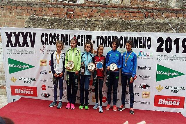 El Club Atletismo Mazarrón participa en el XXXV Cross del Aceite en Torredonjimeno, Foto 3