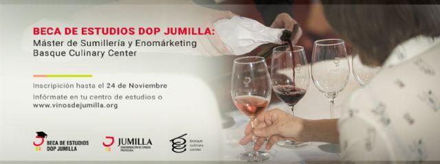 La DOP Jumilla vuelve a ofrecer una beca de estudios para el máster de sumillería y enomarketing de basque culinary center - 1, Foto 1