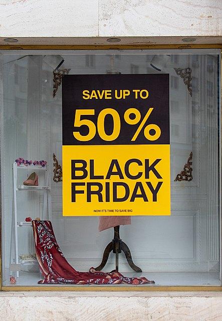 El 73 % de los consumidores comprará online este Black Friday - 1, Foto 1