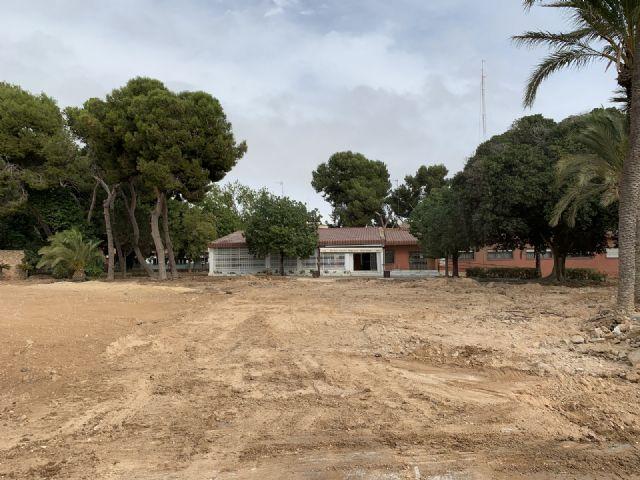 Las obras del Parque Almansa comienzan a buen ritmo - 5, Foto 5