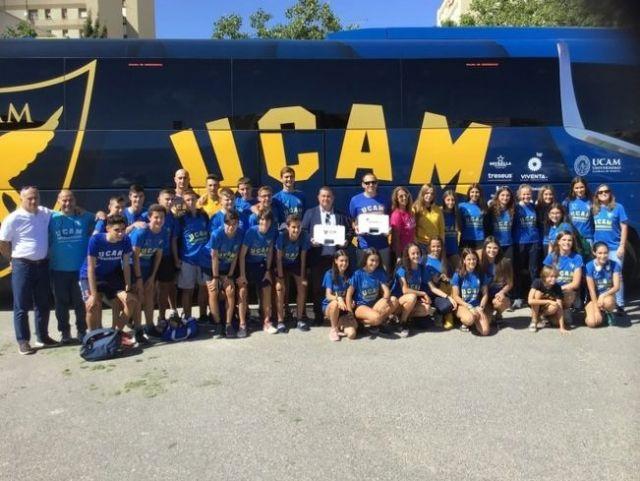 El UCAM Cartagena, a por el Nacional de Clubes Sub16 - 1, Foto 1