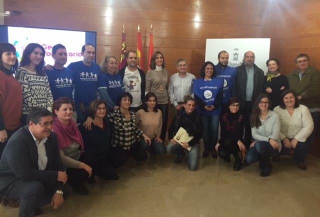 Derechos Sociales pone en marcha un nuevo programa de promoción del voluntariado social - 1, Foto 1