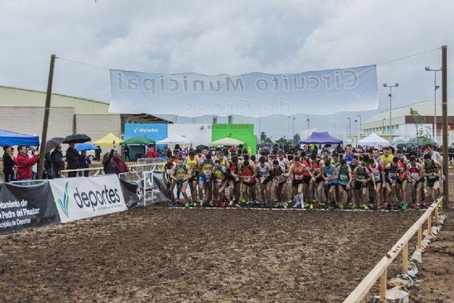 Atletas del CAT Totana participaron en la Media Maratón de Cieza y en el Cross Regional de San Pedro del Pinatar, Foto 2